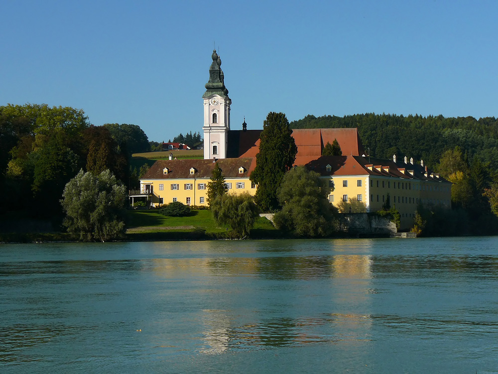 Kloster Vornbach am Inn bei Passau