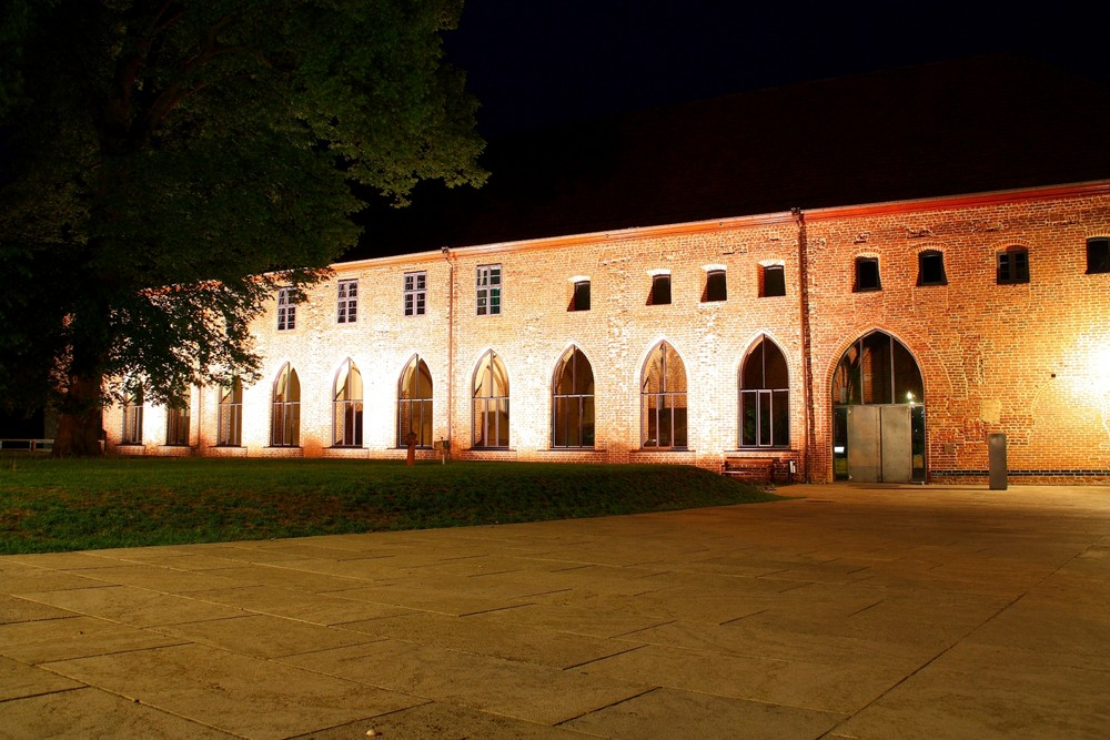 Kloster Zarrentin....