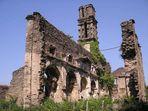 Kloster - zerstört durch die Deutschen1
