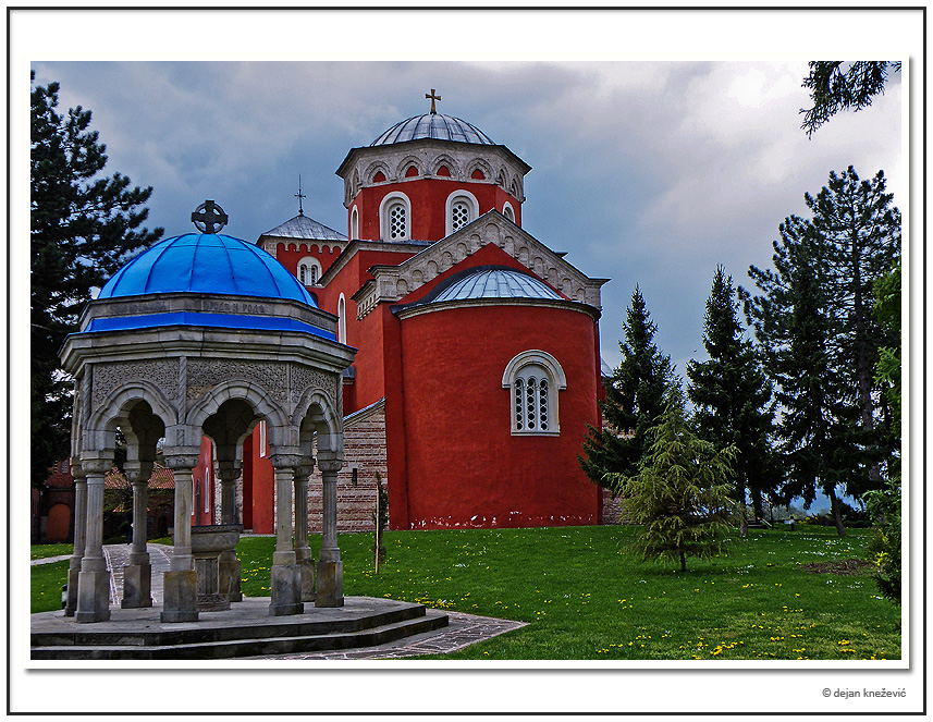 Kloster Zica