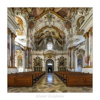 """Kloster Zwiefalten """" Gott zu Gefallen..."""""""