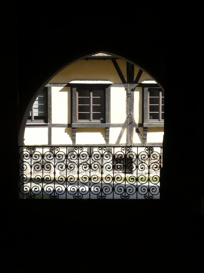 Klosteranlage Bernhausen
