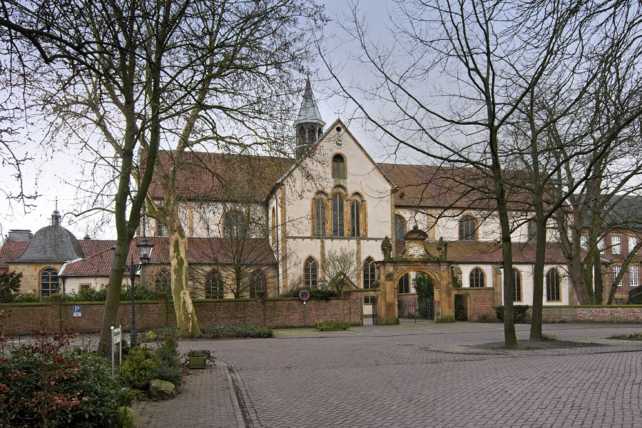 Klosteranlage Marienfeld