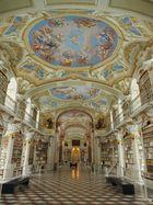 Klosterbiliothek Benediktinerstift Admont