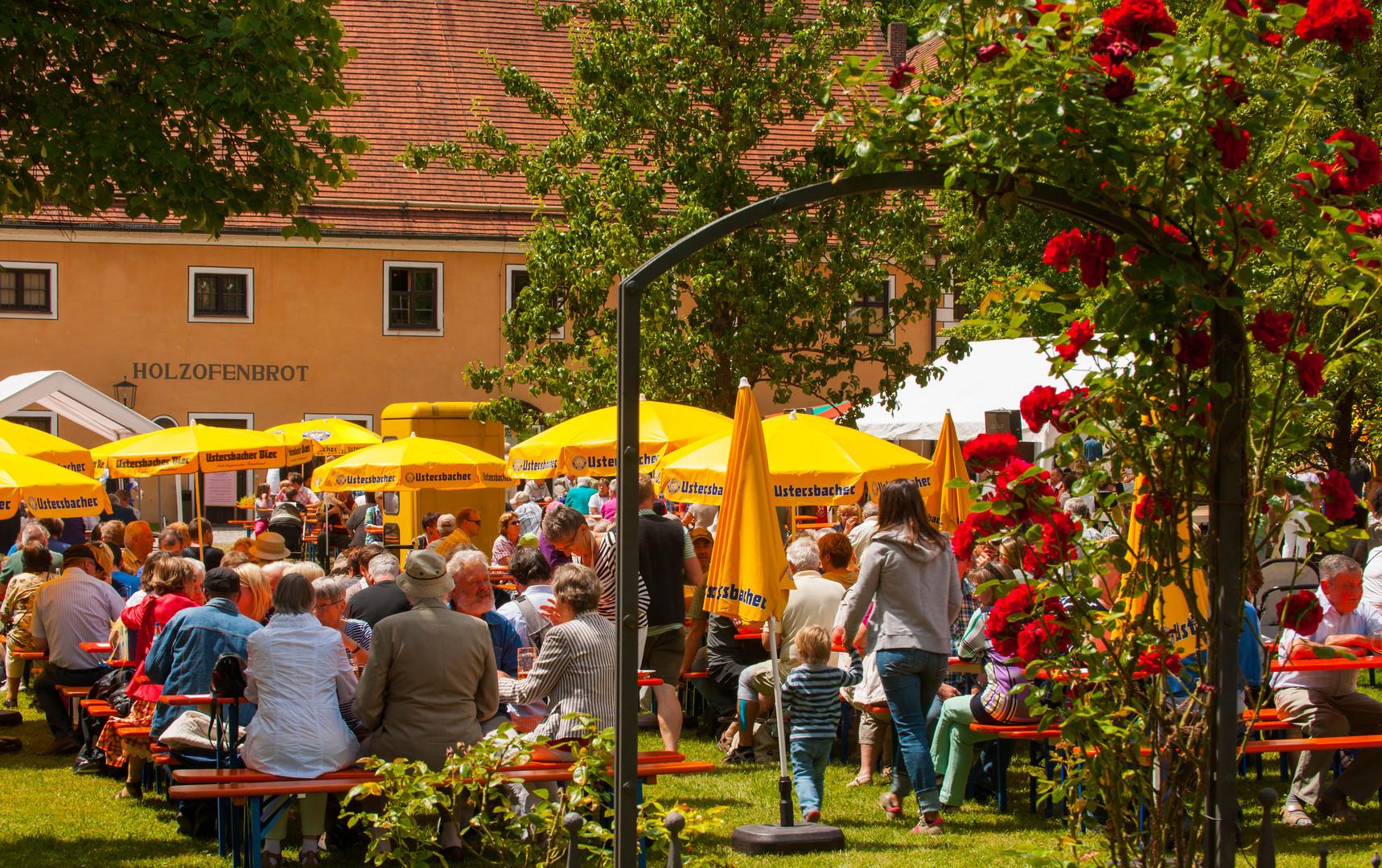 Klosterfest in Oberschönenfeld 2
