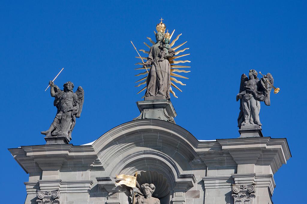 Klosterfiguren