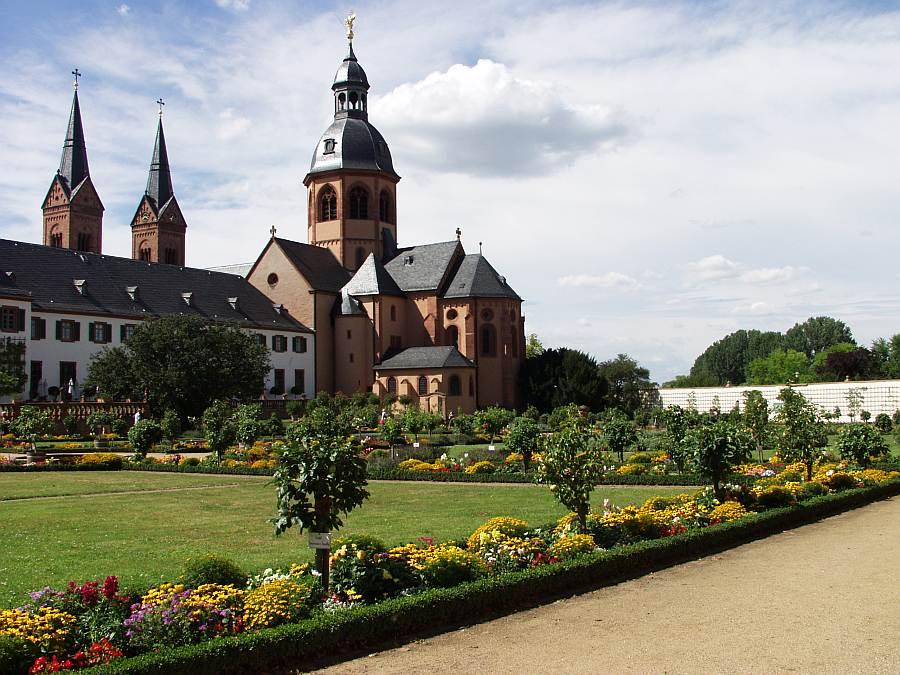 Klostergarten Seligenstadt am Main