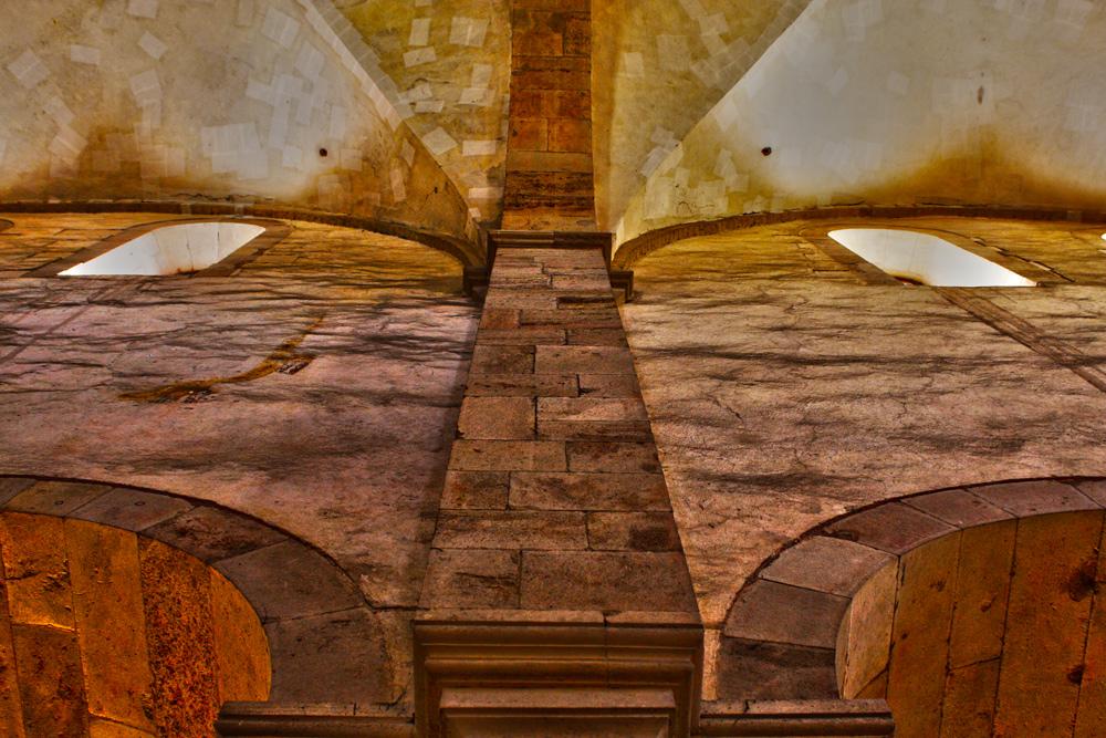 Klostergeometrie I