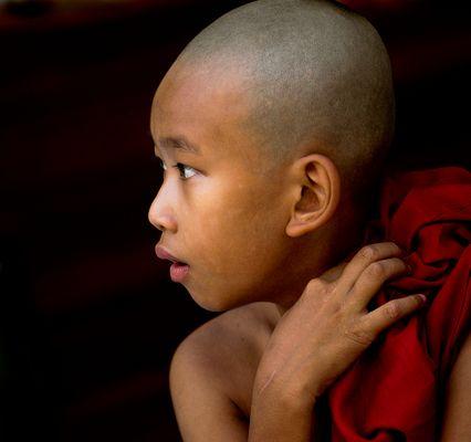 Klosterimpressionen aus Myanmar