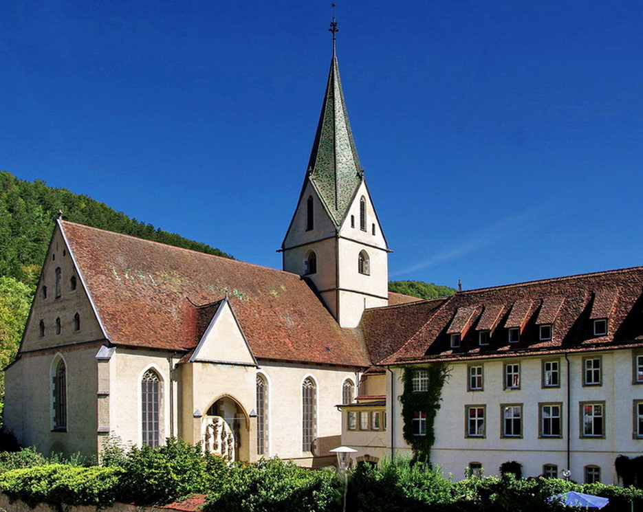 Klosterkirche Blaubeuren (s. Thumb)