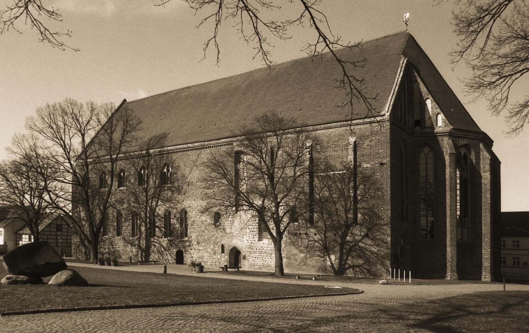 Klosterkirche in Angermünde