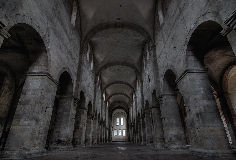 Klosterkirche - Kloster Eberbach