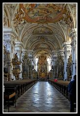 Klosterkirche Maria Himmelfahrt Aldersbach