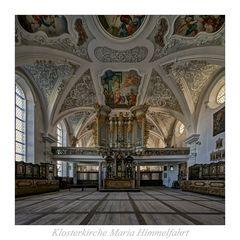 "Klosterkirche Mariä Himmelfahrt ( Mödingen ) "" Gott zu Gefallen..."""