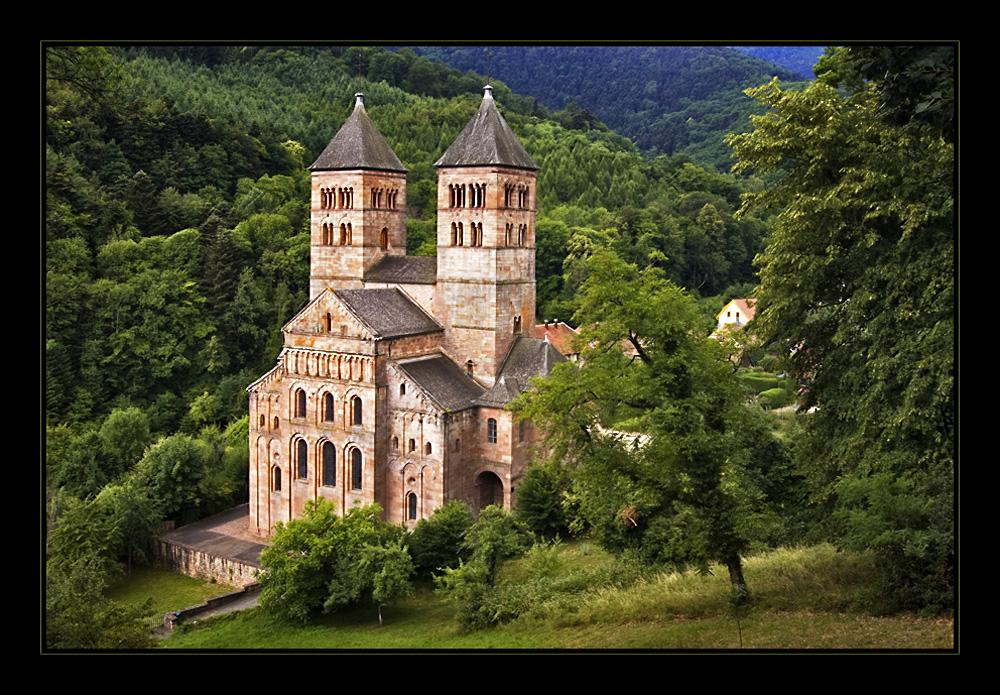 Klosterkirche Murbach