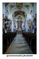 Klosterkirche Oberschönefeld bei Augsburg