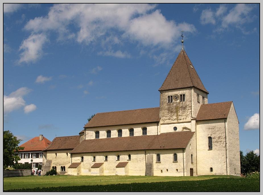 Klosterkirche Oberzell