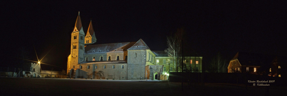 Klosterkirche Reichenbach (bei Nittenau) 2009