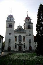 Klosterkirche Rheinau