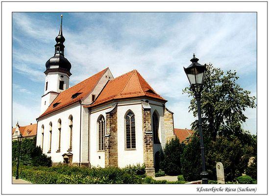 Klosterkirche Riesa