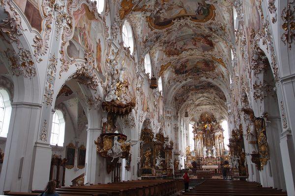 Klosterkirche Rottenbuch I
