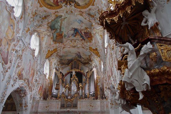 Klosterkirche Rottenbuch II