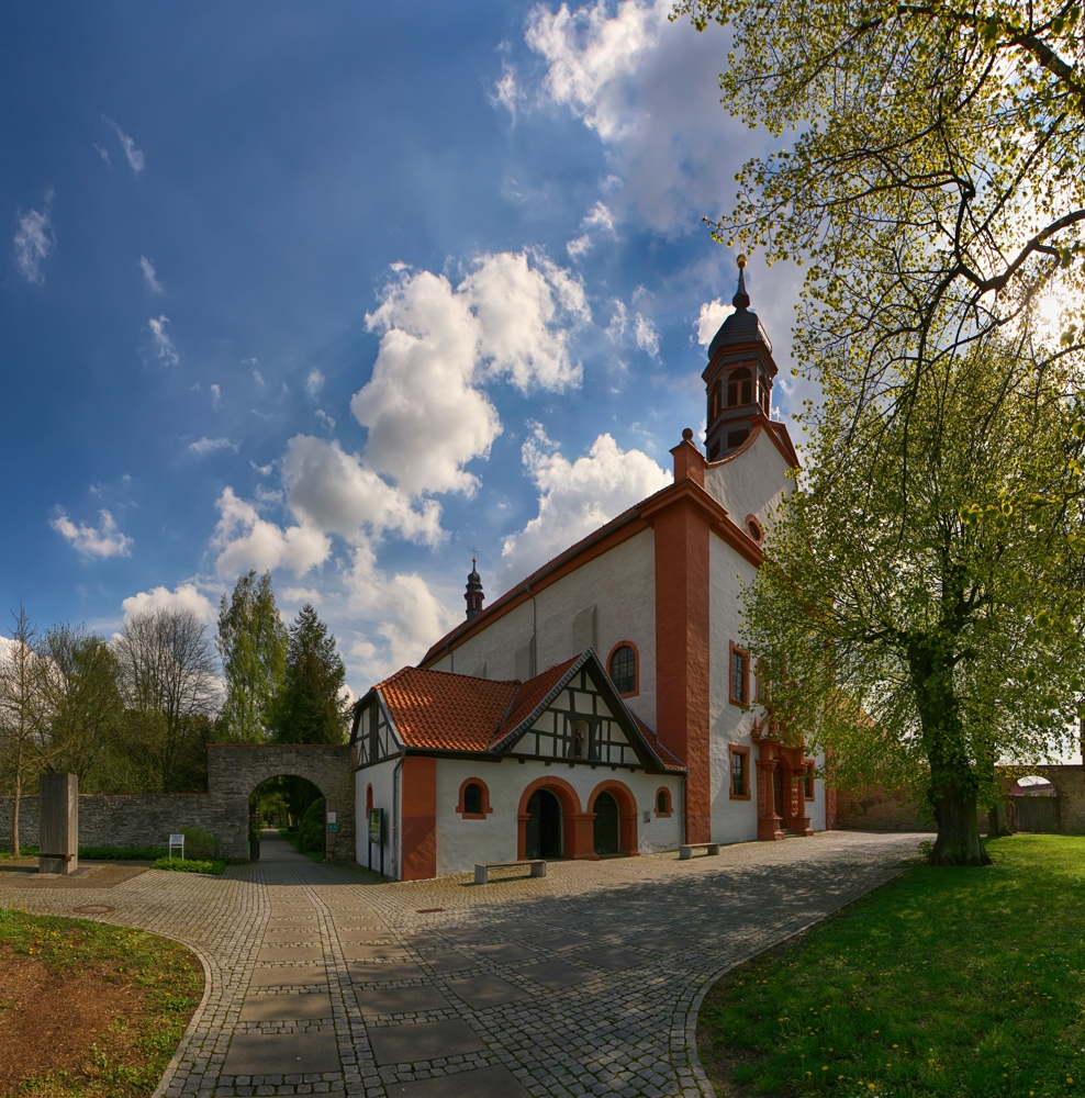 Klosterkirche St. Antonius Worbis