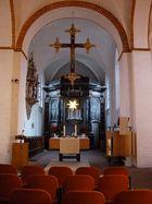 Klosterkirche St. Marien Innenansicht