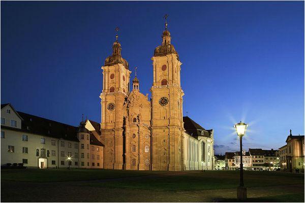 Klosterkirche St.Gallen