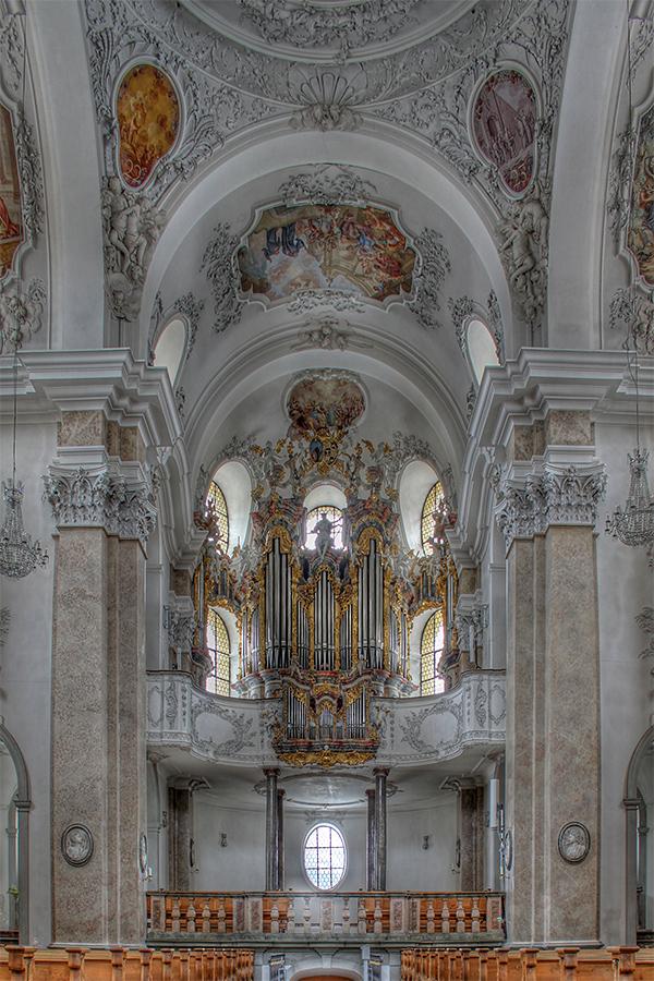 Klosterkirche St.Mang, Füssen