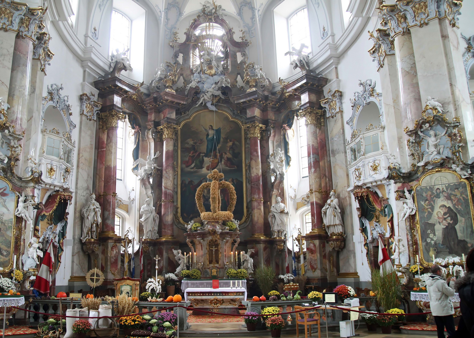 Klosterkirche Vierzehnheiligen