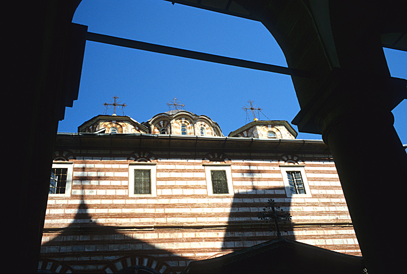 Klosterkirche Zografou