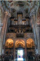 Klosterneuburg Orgel - HDR -