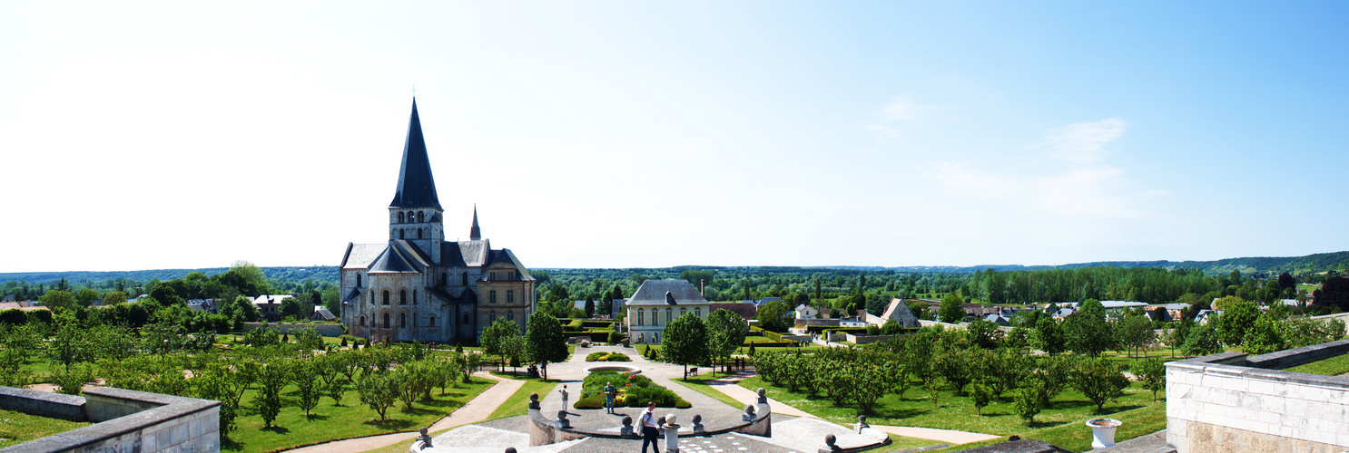 KlosterPanorama Rouen