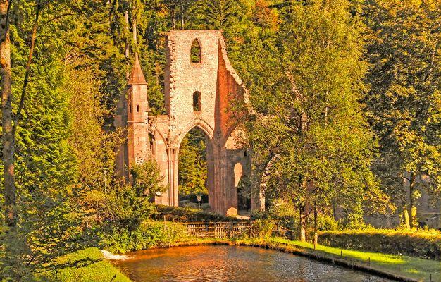 Klosterruine Allerheiligen, Renchtal