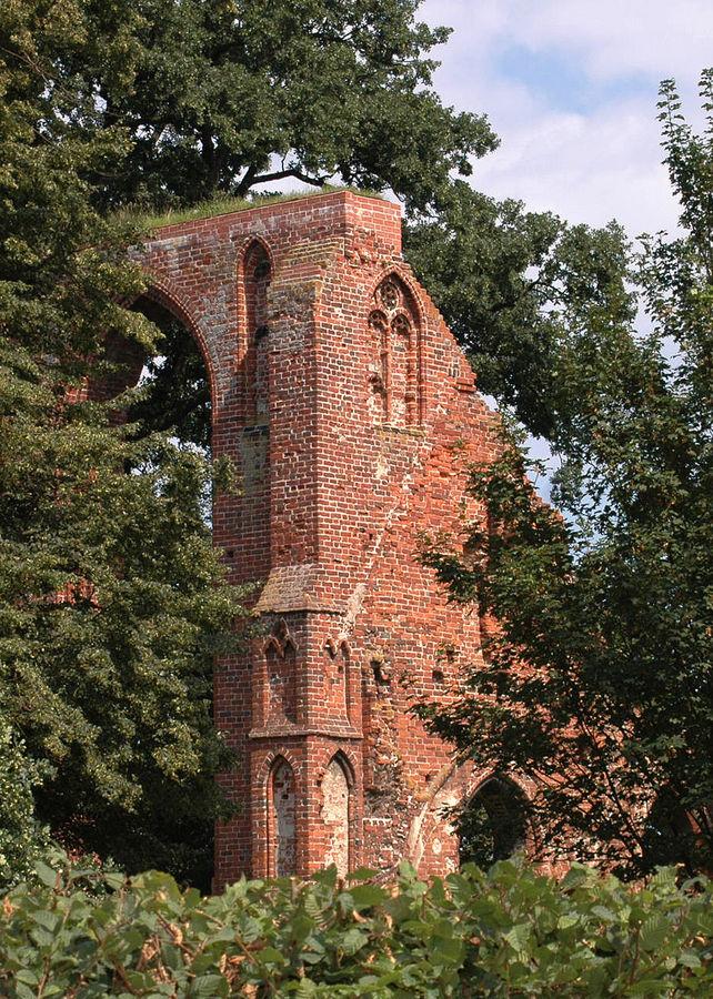Klosterruine  Eldena- Greifswald