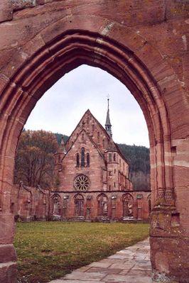 Klosterruine Hirsau #2