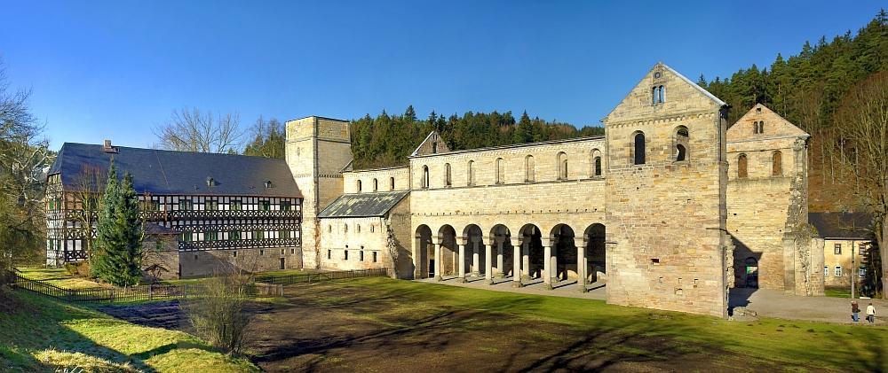 Klosterruine Paulinzella 02
