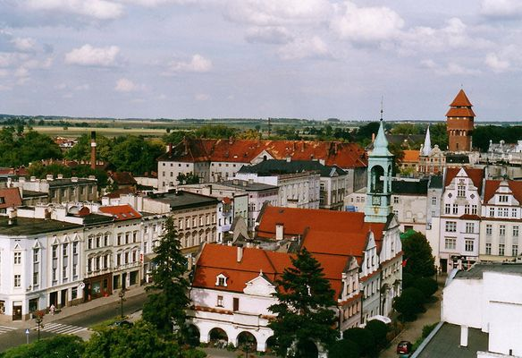 Kluczbork (Kreuzburg Oberschlesien)
