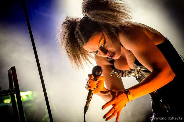KMFDM (Nocturnal Culture Night 2012)
