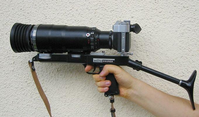 KMZ Photosniper