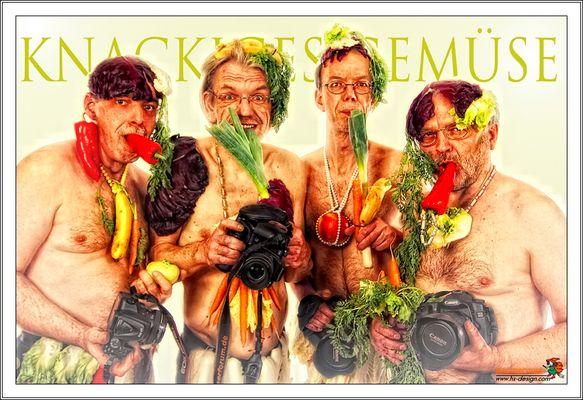Knackiges Gemüse