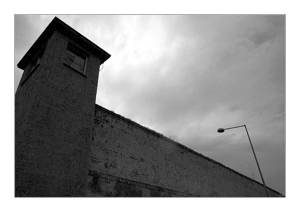 Knastmauer