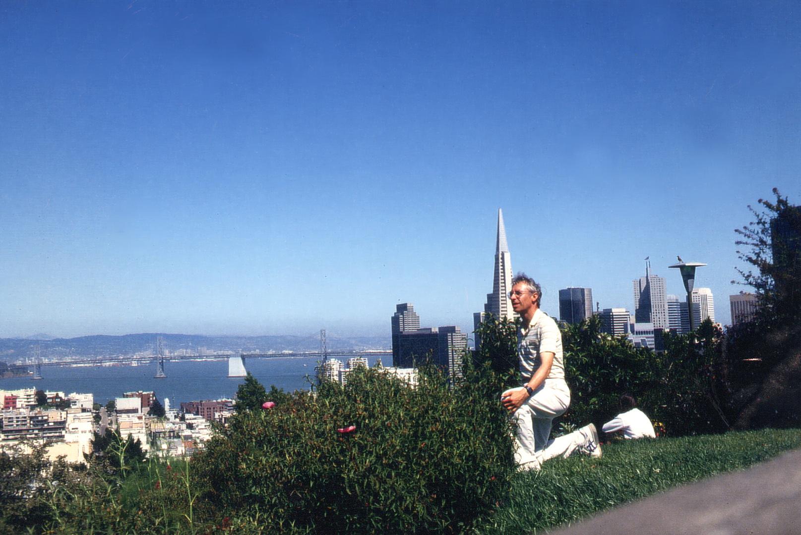 Kniefall in San Francisco