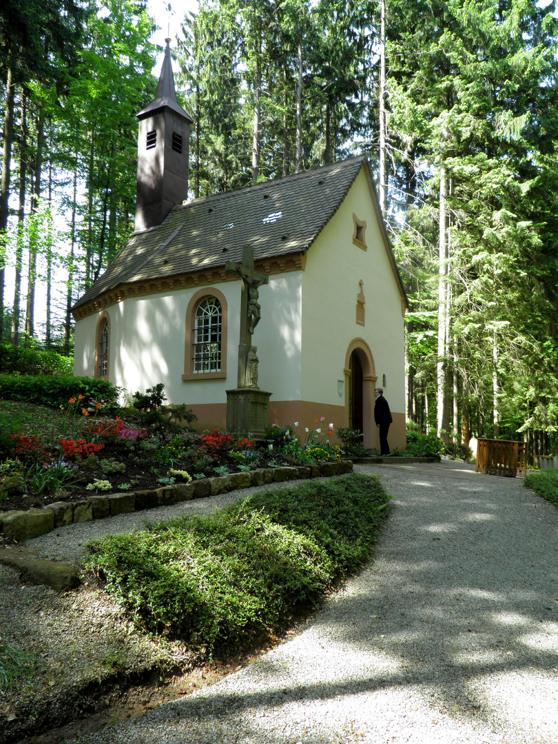 Kniesteinkapelle