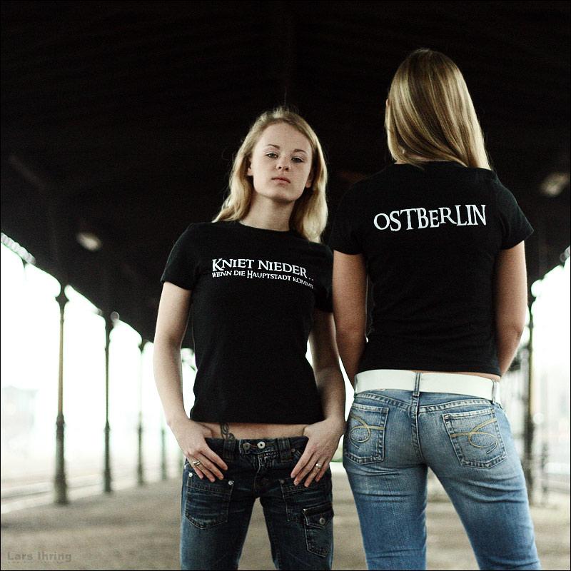 Kniet nieder wenn die Hauptstadt kommt...OSTBERLIN!