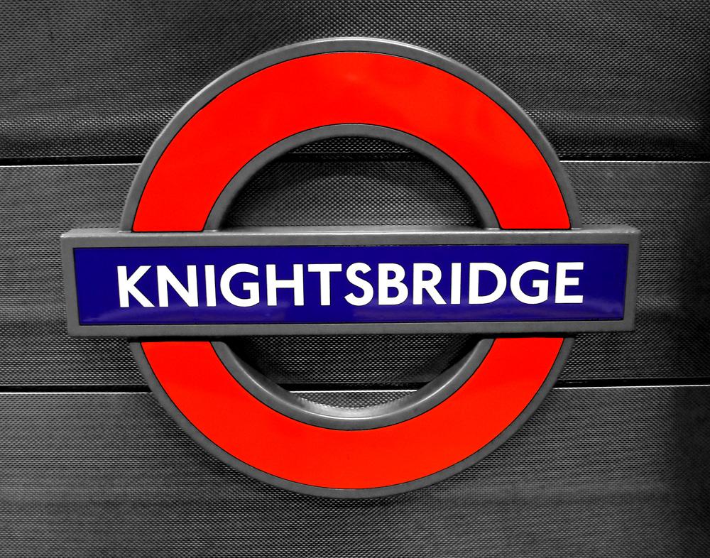 Knightsbridge - London