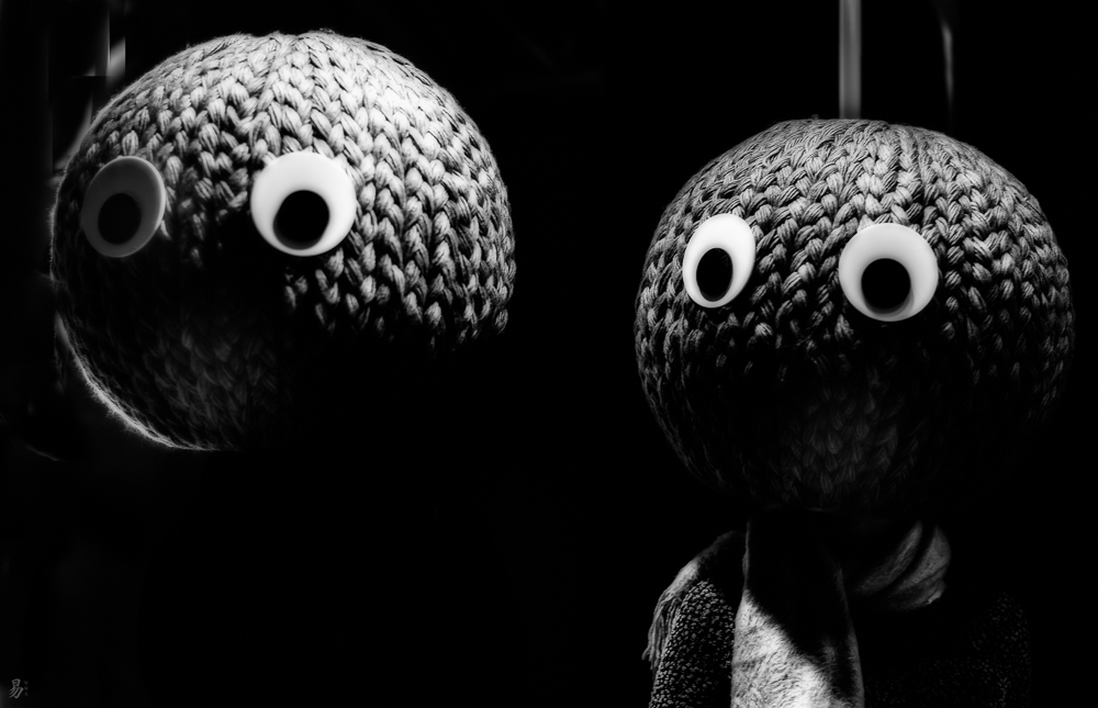 knitted halloween