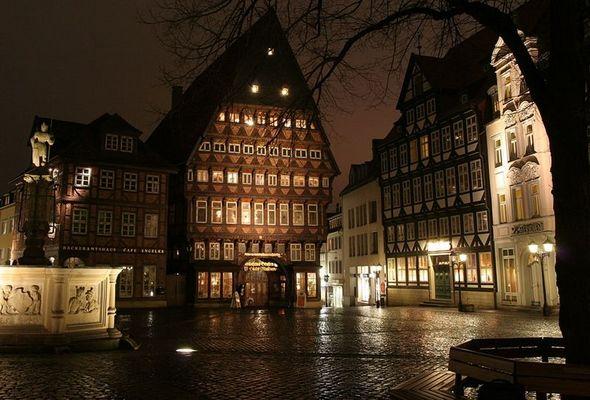 Knochenhauer Amtshaus in Hildesheim