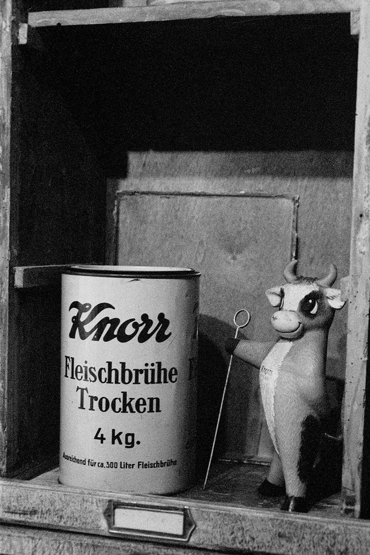 Knorr Fleischbrühe trocken